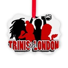 Trinis in London 2012 Edition Ornament