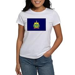 Vermont Flag Tee