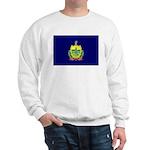 Vermont Flag Sweatshirt
