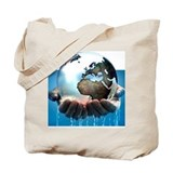 Environmental science Regular Canvas Tote Bag
