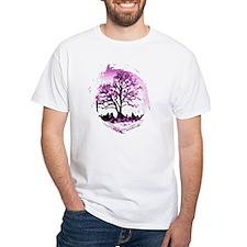 Pink Tree Shirt