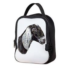 NubianGoat Neoprene Lunch Bag