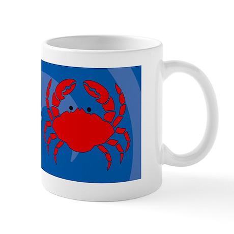 Crab Beer Cooler Mug