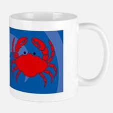 Crab Beer Cooler Mug