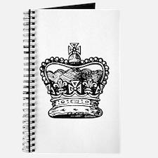 Royal Crown, black Journal