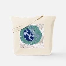 Plasma cell, TEM Tote Bag