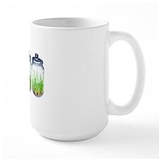 Plant research, conceptual artwork Mug