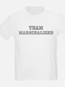 Team MARGINALIZED Kids T-Shirt