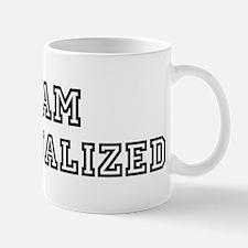 Team MARGINALIZED Mug