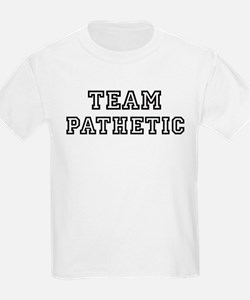 Team PATHETIC Kids T-Shirt