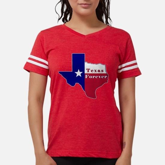 Texas Forever Flag Map T-Shirt