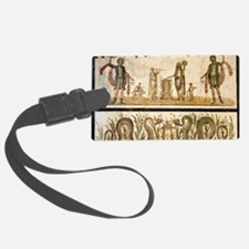 Pig sacrifice, Roman fresco Luggage Tag