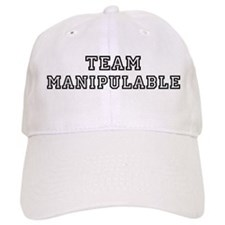 Team MANIPULABLE Baseball Baseball Cap