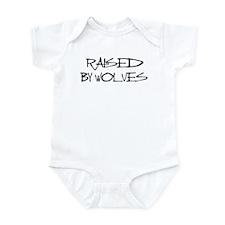 Raised By Wolves Infant Bodysuit