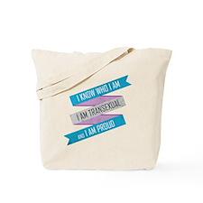 I Know Who I Am Tote Bag