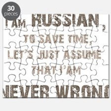 Russians Never Wrong! Puzzle