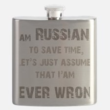 Russians Never Wrong! Flask