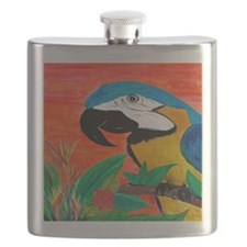 Parrot Flask