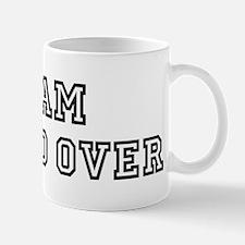 Team PASSED OVER Mug