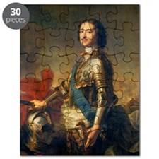 Peter the Great, Russian Tsar Puzzle