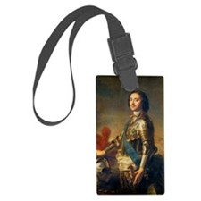 Peter the Great, Russian Tsar Luggage Tag