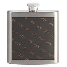 Jon Personalized Chic Flask