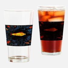 Paul Klee Goldfish Drinking Glass