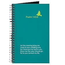 Psalm 143-8 Journal