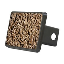 Pelletised wood fuel Hitch Cover