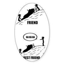 Friend / Best Friend Decal