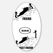 Friend / Best Friend Decal