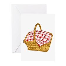Picnic Basket Greeting Cards (Pk of 10)