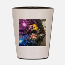 PEP-II particle collider, SLAC Shot Glass