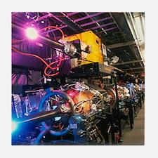 PEP-II particle collider, SLAC Tile Coaster