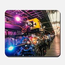 PEP-II particle collider, SLAC Mousepad