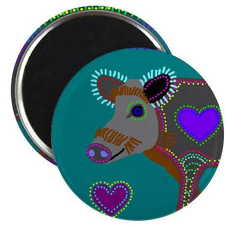 wild boar Magnet