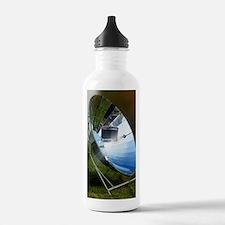 Parabolic solar cooker Water Bottle