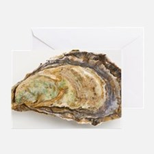 Pacific oyster Greeting Card