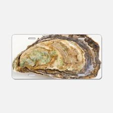 Pacific oyster Aluminum License Plate