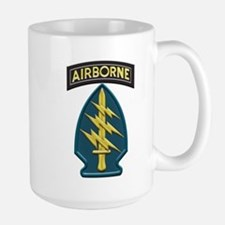 Us Army Special Forces Airborne Insignia Mug Mugs
