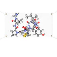 Oxytocin neurotransmitter molecule Banner