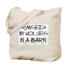 Barnwolves Tote Bag