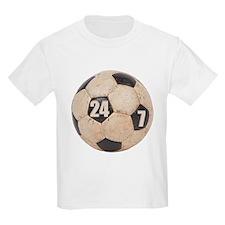 Soccer Nuts Kids T-Shirt