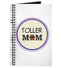 Toller Dog Mom Journal