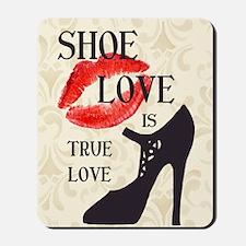 Shoe Love 2 Mousepad