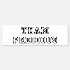 Team PRECIOUS Bumper Bumper Bumper Sticker