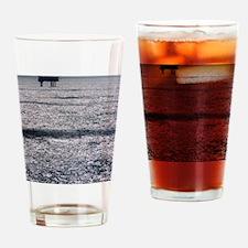 Oil platform Drinking Glass