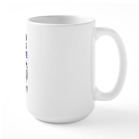Geocache Large Mug