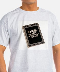Oberth's book on rocketry T-Shirt