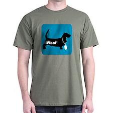iWoof Basset T-Shirt